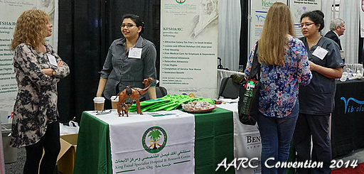 Allied Health Jobs - AARC Conference 2014